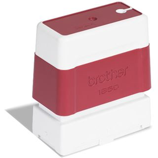 Brother Stempel 18x50 mm rot