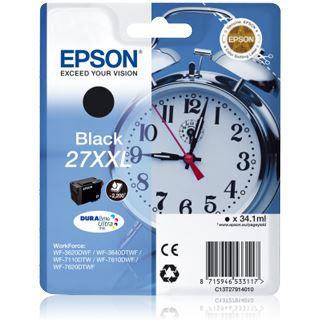 Epson Tinte 34.1ml schwarz