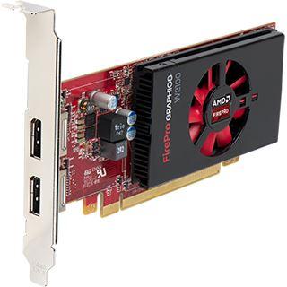 2GB AMD FirePro W2100 Aktiv PCIe 3.0 x16 (Retail)