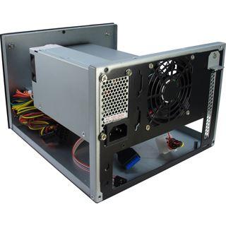 Inter-Tech IPC SC-4002 ITX Tower ohne Netzteil schwarz