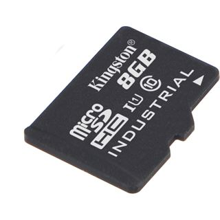 8 GB Kingston Industrial Temperature microSD UHS-I Retail