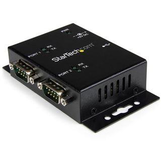 Startech 2 Port USB auf Seriell RS232 Adapter