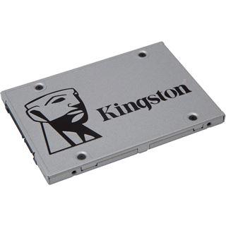 """480GB Kingston SSDNow UV400 Upgrade Kit 2.5"""" (6.4cm) SATA 6Gb/s TLC Toggle (SUV400S3B7A/480G)"""