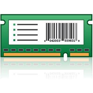 Lexmark Barcode Forms Karte CS720