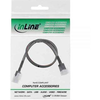 InLine Mini SAS HD Kabel SFF-8643 zu SFF-8087 mit Sideband 1.00m