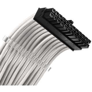 Phanteks Verlängerungskabel-Set, 500mm weiß