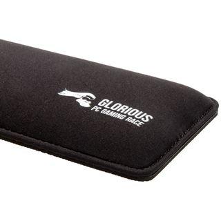 Glorious PC Gaming Race Tastatur-Handballenauflage Slim Full Size schwarz