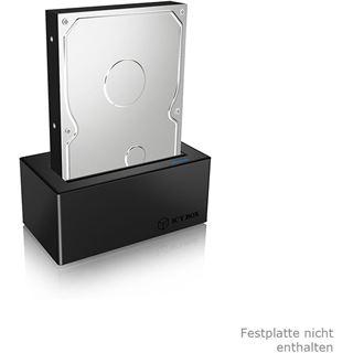 """ICY BOX IB-117-U31 Dockingstation für 2.5"""" oder 3.5"""" HDD"""