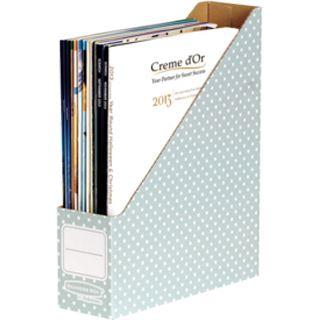Fellowes BANKERS BOX STYLE Archiv-Stehsammler, grün/weiß