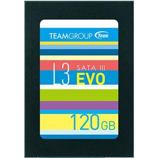"""120GB TeamGroup L3 EVO 2.5"""" (6.4cm) SATA 6Gb/s TLC Toggle (T253LE120GTC101)"""