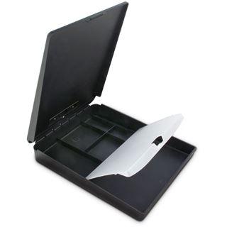 "SAUNDERS Klemmbrett ""Portable Desktop Desk Mate"", schwarz"