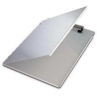 SAUNDERS Dokumenten-Klemmbrett, Aluminium