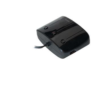 LogiLink KFZ-Mehrfach-Verteiler, 3 x 12 V Ausgang, 2 x USB