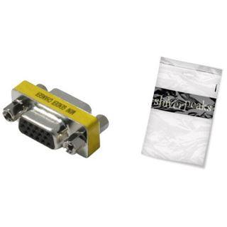 shiverpeaks BASIC-S Mini-Gender Changer 15 Pol VGA Kupplung-
