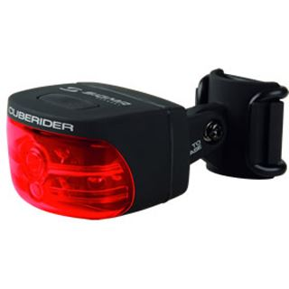 "Sigma Fahrrad LED-Beleuchtungs-Set ""FL 710 + CUBERIDER"""