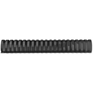 GBC Plastikbinderücken CombBind, DIN A4, 38 mm, schwarz