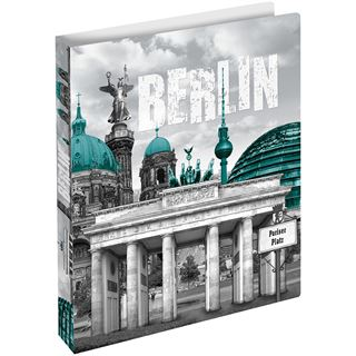 "HERMA Ringbuch, DIN A4 ""Trendmetropolen Berlin"""