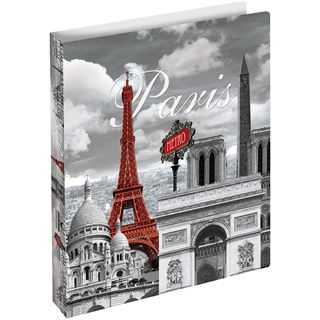 """HERMA Ringbuch, DIN A4 """"Trendmetropolen Paris"""""""