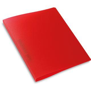 HERMA Ringbuch, DIN A4, 2-Ring-Mechanik, rot