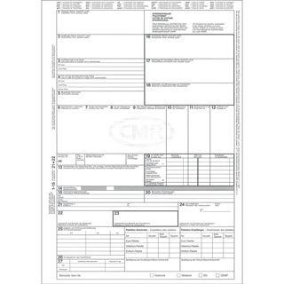 "RNK Verlag Vordruck ""Internationaler Frachtbrief (CMR)"", SD"