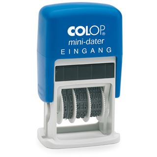 """COLOP Datumstempel Mini Dater S160 L1 """"Eingang"""""""