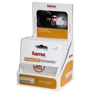 hama RFID-Schutzhülle, 2-er Pack, Maße: (B)87 x (H)63 mm