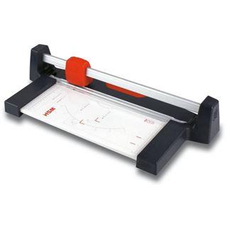 HSM Rollen-Schneidemaschine Cutline T3310, DIN A4, grau/weiß