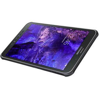 "8.0"" (20,32cm) Samsung Galaxy Tab Active T365N LTE / WiFi / UMTS / Bluetooth v4.0 +EDR / GSM / NFC 16GB dunkelgrau"