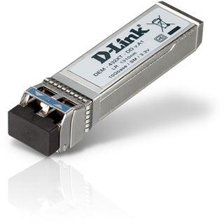 D-Link SFP+ kompatibler Transceiver Mini-GBIC Modul 10GE SR DDM DEM-431XT-C