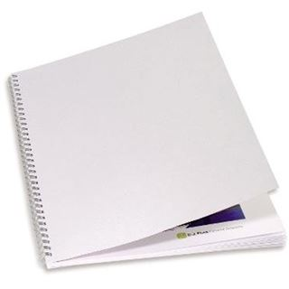 GBC Einbanddeckel LinenWeave, DIN A4, 250 g/qm, weiß