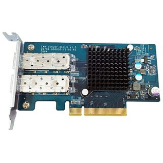 QNAP DualPort 10GBE SFP+ NW EXPCARD