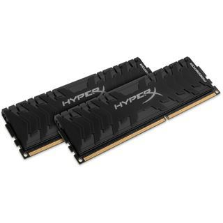 16GB HyperX Predator DDR3-2400 DIMM CL11 Dual Kit