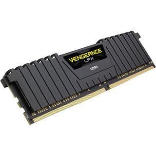 4GB Corsair Vengeance LPX schwarz DDR4-2400 DIMM CL16 Single