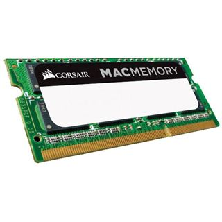 32GB Corsair Mac Memory DDR3L-1866 SO-DIMM CL11 Quad Kit