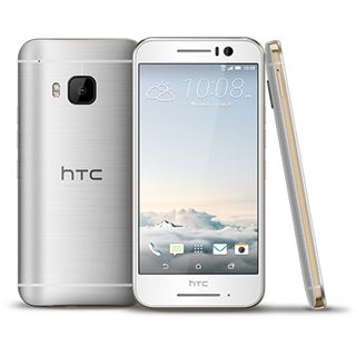 HTC One S9 16 GB silber