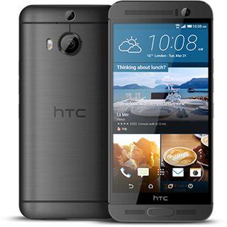 HTC One S9 16 GB grau