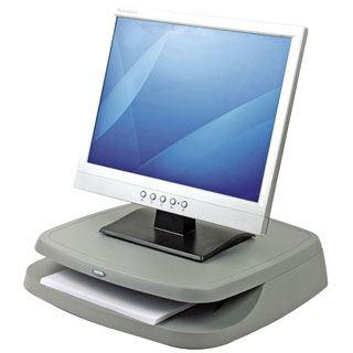 Fellowes GmbH TFT-/LCD-Monitorständer, hellgrau