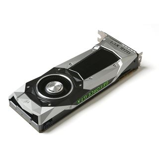 8GB ZOTAC GeForce GTX 1070 Founders Edition Aktiv PCIe 3.0 x16 (Retail)