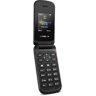Swisstone SC 330 Dual-SIM schwarz