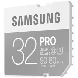 32 GB Samsung MB-SG32E/EU SDHC Class 10 Retail